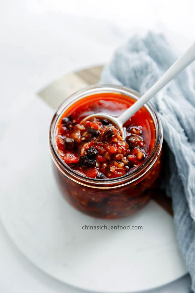 hot garlic sauce|chinasichuanfood.com