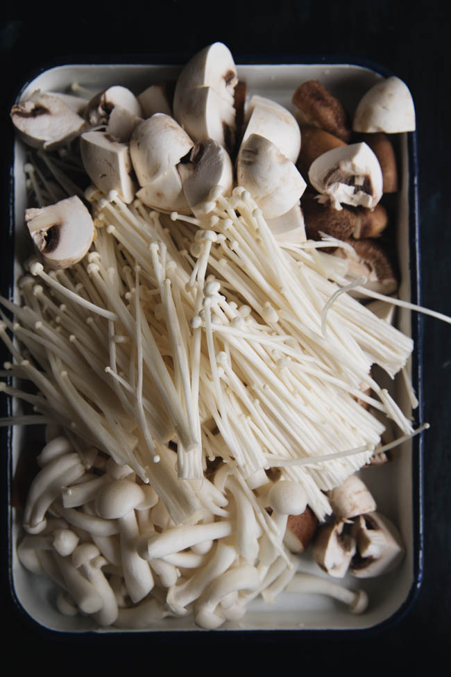 Shui Zhu Mushrooms|chinasichuanfood.com