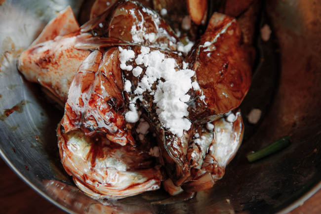 ginger and scallion fish|chinasichuanfood.com