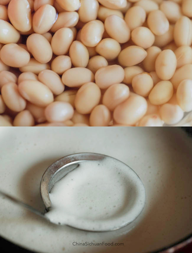 how to make tofu skin|chinasichuanfood.com