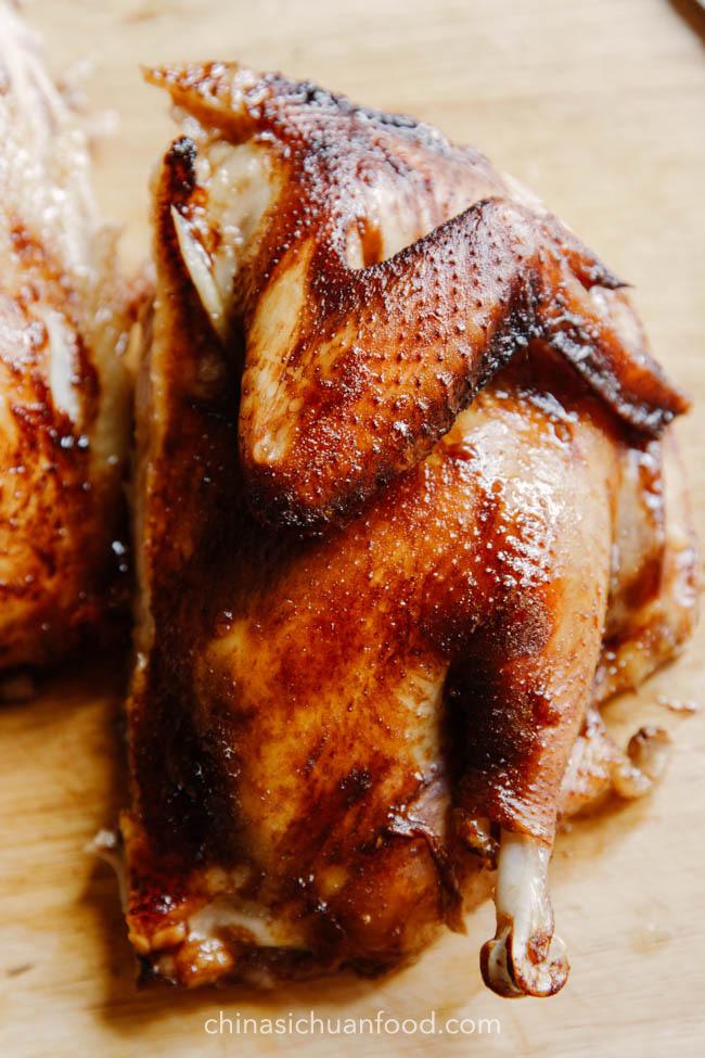five spice chicken |chinasichuanfood.com